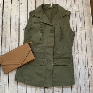 Women's Willow & Clay green army west size M